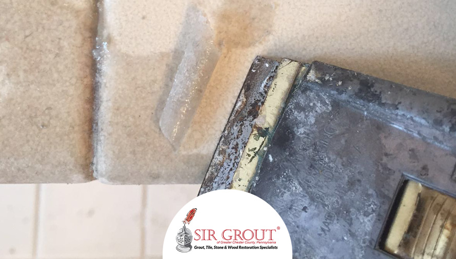 Believe It Or Not Hairspray Can Ruin Your Tiles Learn How We Solved - Cleaning dust after tile removal