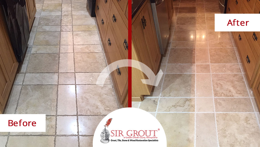 Discover How A Stone Cleaning Service In Chester Springs Pa