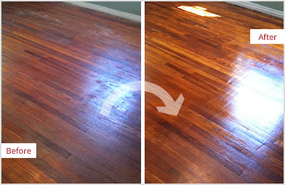 Sir Grout of Greater Chester County Wood Refinishing Sandless